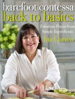 Buy this cookbook now!  If you like autographed cookbooks, Ina sells them from her web site!  Fun!